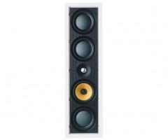 Bowers & Wilkins In-Wall Speaker CWM LCR7 Black Off