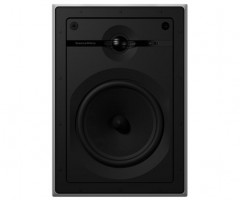 Bowers & Wilkins In-Wall Speaker CWM664 Black Off