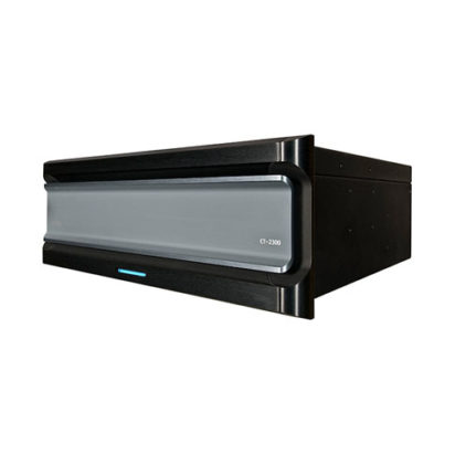 Classe Amplifier CT-2300 Angled