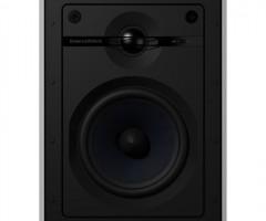 Bowers & Wilkins In-Wall Speaker CWM652 Black Off