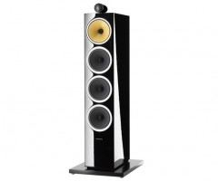 Bowers & Wilkins Floorstanding Speaker CM10 S2 Gloss Black Off