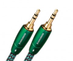 AudioQuest 3.5mm to 3.5mm Cable Evergreen