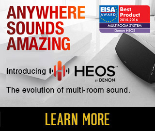Introducing HEOS by Denon EISA