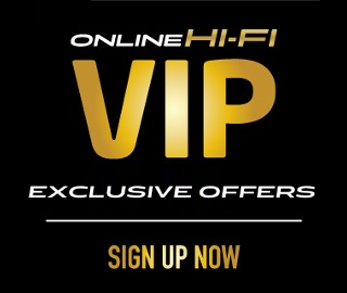 Online Hi-Fi VIP Exclusive Offers