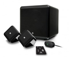Boston Acoustics | SoundWare XS Digital Cinema Black