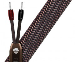 AudioQuest | Pre Made Speaker Cable - Oak