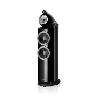 Bowers & Wilkins | Floorstanding Speaker – 803 D3 Gloss Black