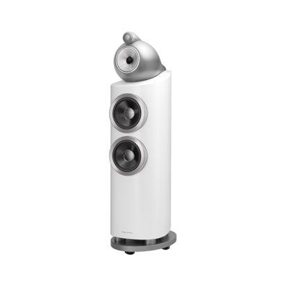 Bowers & Wilkins | Floorstanding Speaker – 803 D3 Satin White