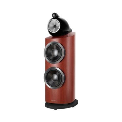 Bowers & Wilkins | Floorstanding Speaker – 800 D3 Rosenut