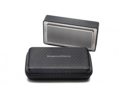 Bowers & Wilkins | T7 Portable Speaker Case Closed with T7