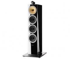 Bowers & Wilkins Floorstanding Speaker CM10 Black Gloss Off
