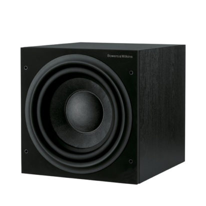 Bowers & Wilkins Subwoofer ASW610 Black Grille Off