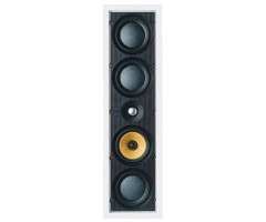 Bowers & Wilkins In-Wall Speaker CWM LCR7 Black Off