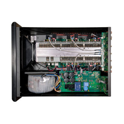 Classe Amplifier CT-5300 Internal