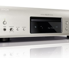 Denon Super Audio CD Player DCD-1520 Image Banner