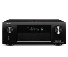 Denon AV Receiver AVR-X4000 Black Closed
