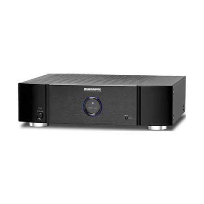 Marantz Amplifier MM7025 Black Angled