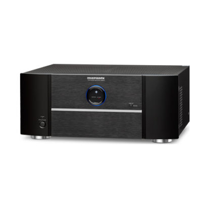 Marantz Amplifier MM8077 Black Angled