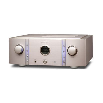 Marantz Amplifier PM-11S3 Silver Angled