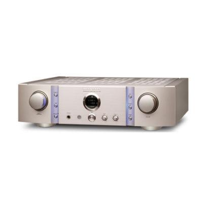 Marantz Amplifier PM-14S1 Silver Angled