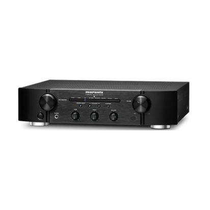 Marantz Amplifier PM6005 Black Angled