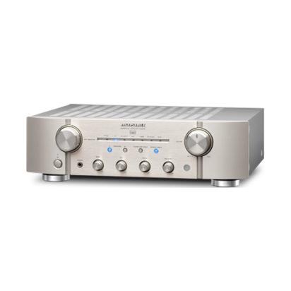 Marantz Amplifier PM8005 Silver Angled