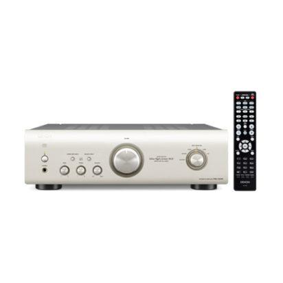 Denon Integrated Amplifier PMA-1520 Silver with Remote