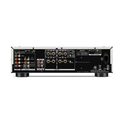 Denon Integrated Amplifier PMA-1520 Silver Rear