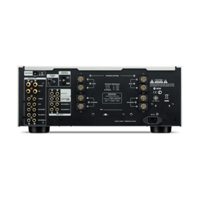 Denon Integrated Amplifier PMA-2020 Rear