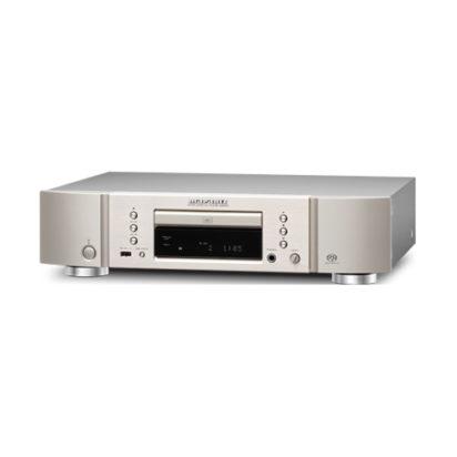 Marantz CD Player SA8005 Silver Angled