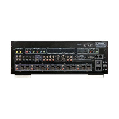 Classe Surround Sound Processor SSP-800 Rear