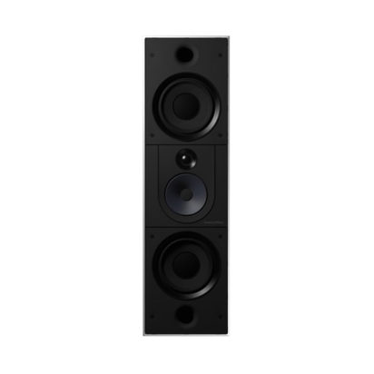 Bowers & Wilkins In-Wall Speaker CWM8.3 Black Off