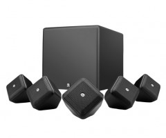 Boston Acoustics SoundWare XS 5.1 Home Theatre System Black