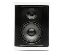 Boston Acoustics Voyager 40 Outdoor Speakers White Front Grille Off