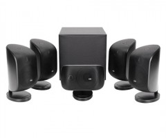Bowers & Wilkins Mini Theatre System MT-50 Matte Black On