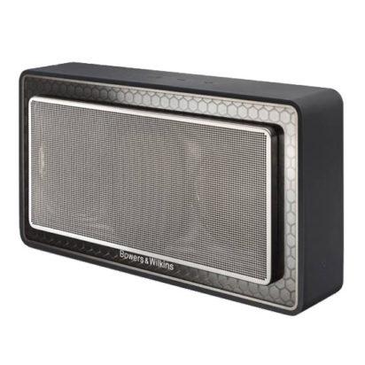 Bowers & Wilkins Bluetooth Speaker T7 Angled