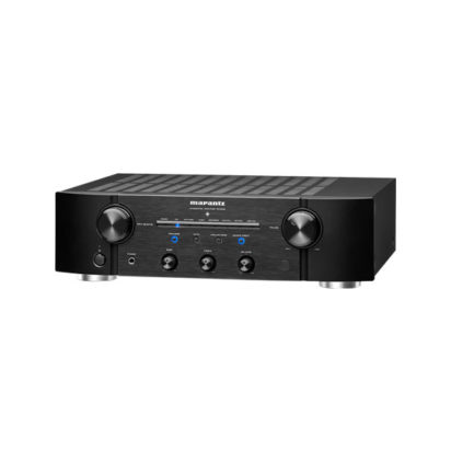 Marantz Amplifier PM7005 Front Angled