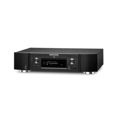 Marantz | Network Audio Player NA8005 Black Front Angled