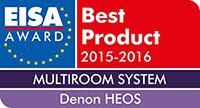 Denon HEOS EISA Award Logo small