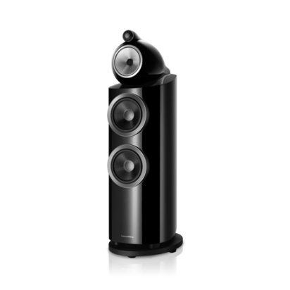 Bowers & Wilkins | Floorstanding Speaker – 802 D3 Gloss Black