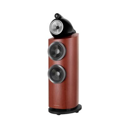 Bowers & Wilkins | Floorstanding Speaker – 802 D3 Rosenut