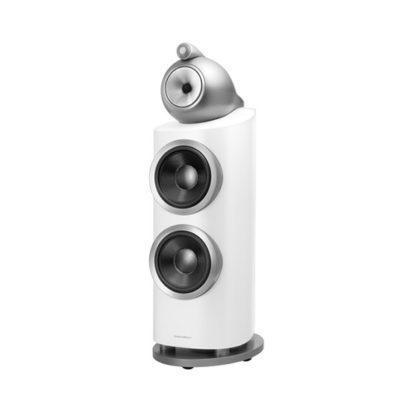 Bowers & Wilkins | Floorstanding Speaker – 800 D3 White