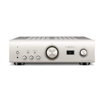 Denon | Integrated Amplifier - PMA-1600NE Silver