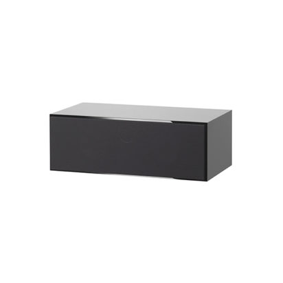 Bowers & Wilkins | Centre Channel Speaker – HTM72 S2 Black Grille On