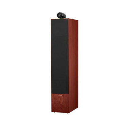 Bowers & Wilkins | Floorstanding Speaker – 702 S2 Rosenut Grille On