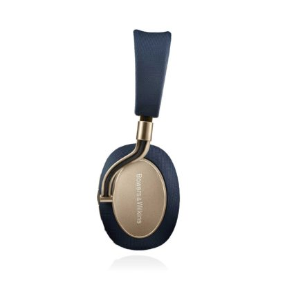 px gold headphones side image