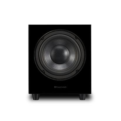 WH-D8 Front Black