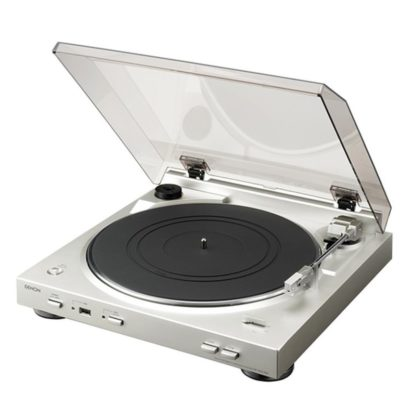 DP 200 USB Silver Turntable Image