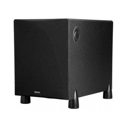ProSub 800 Angled Black