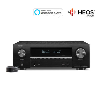 AVR-X1500H with Echo Dot